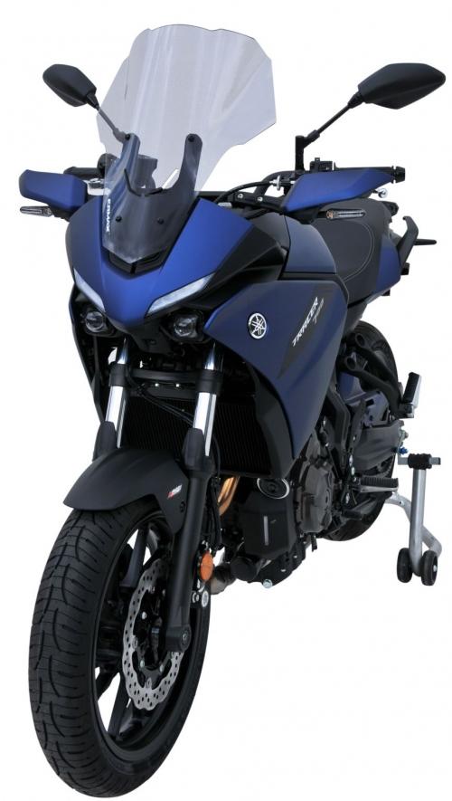 Ζελατίνα MT 07 Tracer Ermax Ψηλή 2020-2021 Yamaha Ελαφρώς Φιμέ 49cm