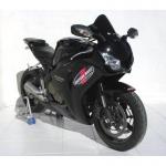 Ζελατίνα CBR 1000 RR Κουρμπαριστή 2008-2011 Honda Σκούρο Φιμέ
