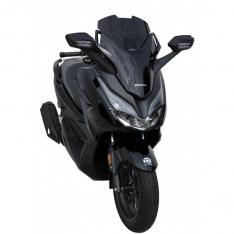 Ζελατίνα Forza 300 Ermax Κοντή 2018-2020 Honda Σκούρο Φιμέ 39cm