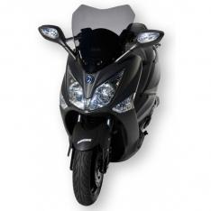Ζελατίνα GTS 300 F4 Ermax Κοντή 2013-2016 Sym Σκούρο Φιμέ 49cm
