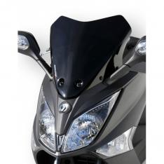Ζελατίνα GTS 300 F4 Ermax Κοντή 2013-2016 Sym Σκούρο Φιμέ 38cm