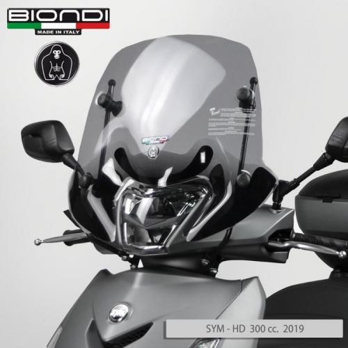 Ζελατίνα HD 300 2019-2020 Sym Biondi Κοντή Club Ελαφρώς Φιμέ 47x54cm