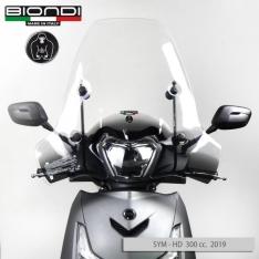 Ζελατίνα HD 300 2019-2020 Sym Biondi Ψηλή Club Διάφανη 70x70cm