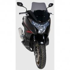Ζελατίνα Integra 750 D Ermax Κοντή 2016-2020 Honda Σκούρο Φιμέ 48cm
