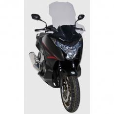 Ζελατίνα Integra 750 D Ermax Ψηλή 2019-2020 Honda Ελαφρώς Φιμέ 66cm
