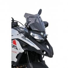 Ζελατίνα TRK 502 X Ermax Κοντή 2017-2020 Benelli Σκούρο Φιμέ 31cm