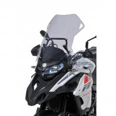 Ζελατίνα TRK 502 X Ermax Ψηλή 2017-2020 Benelli Ελαφρώς Φιμέ 56cm