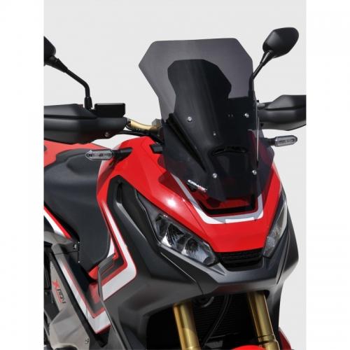 Ζελατίνα XADV 750 Ermax Κοντή 2017-2020 Honda Σκούρο Φιμέ 45cm