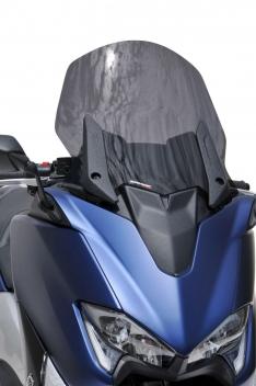 Ζελατίνα T Max 530 DX/SX Ermax Original 2017-2019 Yamaha Σκούρο Φιμέ