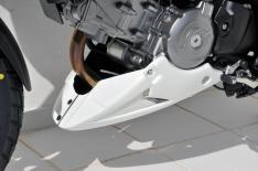 Καρίνα DL V-Strom 650 XT Ermax 2003-2017 Suzuki Μαύρη Άβαφη