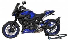 Φτερό Πίσω Τροχού MT 09 Ermax 2017-2020 Yamaha Μαύρο Άβαφο Πλαστικό