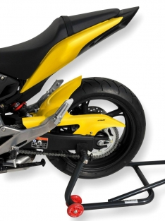 Φτερό Πίσω Τροχού CB 600F Hornet Ermax 2011-2013 Honda Μαύρο Άβαφο Πλαστικό