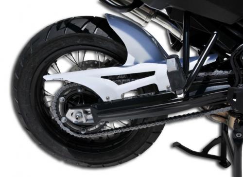 Φτερό Πίσω Τροχού F 700GS Ermax 2013-2017 BMW Μαύρο Άβαφο Πλαστικό