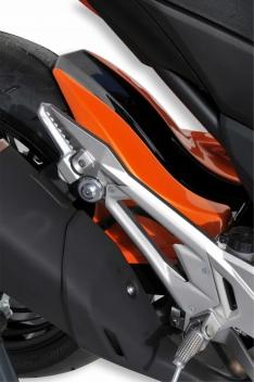Φτερό Πίσω Τροχού Z 800 Ermax 2013-2016 Kawasaki Μαύρο Άβαφο Πλαστικό