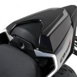 Μονόσελο CB 500F Ermax 2019-2020 Honda Μαύρο Άβαφο Πλαστικό