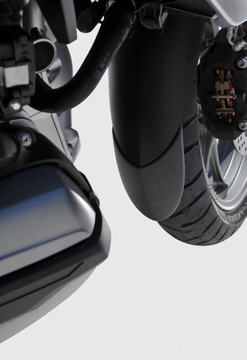 Προέκταση Μπροστινού Φτερού G310 GS Ermax 2018-2020 BMW Μαύρη