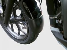 Προέκταση Μπροστινού Φτερού NC 750 X Ermax 2016-2020 Honda Μαύρη
