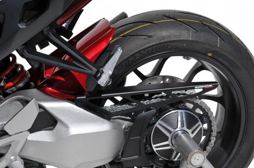 Φτερό Πίσω Τροχού CB 1000R Ermax 2018-2020 Honda Μαύρο Άβαφο Πλαστικό