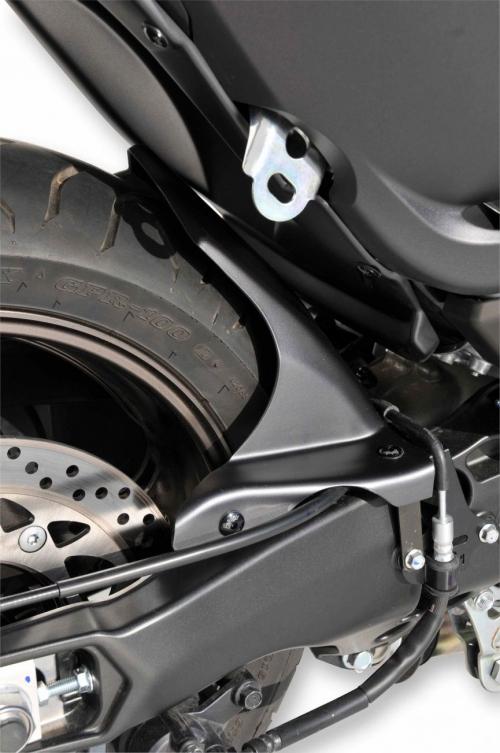 Φτερό Πίσω Τροχού T Max 530 Ermax 2012-2016 Yamaha Μαύρο Άβαφο Πλαστικό