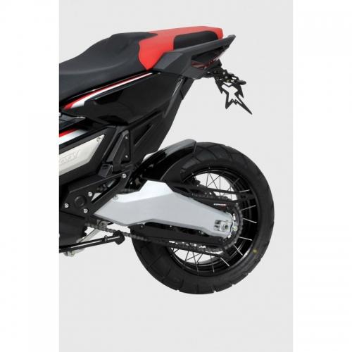 Φτερό Πίσω Τροχού XADV 750 Ermax 2017-2022 Honda Μαύρο Άβαφο Πλαστικό