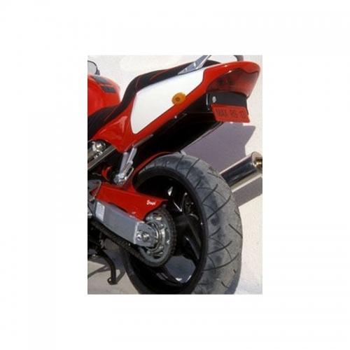 Undertail CBR 600F Ermax 1999-2007 Honda Μαύρο Άβαφο Πλαστικό