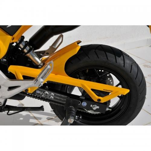 Φτερό Πίσω Τροχού MSX 125 Grom Ermax 2013-2015 Honda Μαύρο Άβαφο Πλαστικό