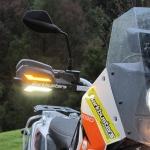 Barkbusters LED Φλας Αυτοκόλλητα Universal