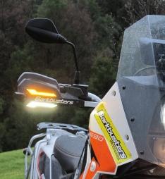 Barkbusters LED Φώτα θέσεως Αυτοκόλλητα Universal