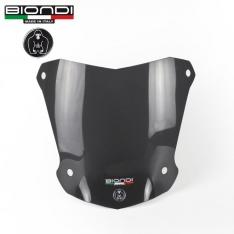 Ζελατίνα SH 150 2020-2021 Honda Biondi Κοντή Σκούρο Φιμέ 37x40cm