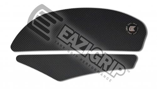 Eazi Grip Tank Grip Pro Αντιολισθητικά Αυτοκόλλητα Τεποζίτου Tuono V4 2011-2020 Μαύρα