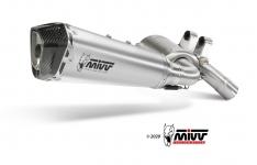 Τελικό Εξάτμισης Mivv Delta Race F 900 XR 2020-2021 Ανοξείδωτη