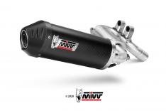 Τελικό Εξάτμισης Mivv Oval Carbon F 900 XR 2020-2021