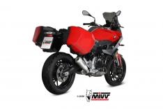 Τελικό Εξάτμισης Mivv XM1 F 900 XR 2020-2021 Τιτανίου