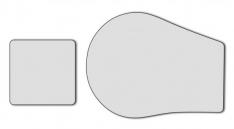 Προστασία Οθόνης Μοτο Eazi Grip KTM Adventure 1050/1090/1190 2013-2019