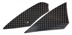 Eazi Grip Tank Grip Αντιολισθητικά Αυτοκόλλητα Τεποζίτου YZF R6 2017-2020 Μαύρα