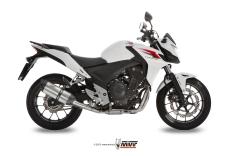 Τελικό Εξάτμισης Mivv Suono CB 500F CB 500X CBR 500R 2013-2015 Ανοξείδωτη