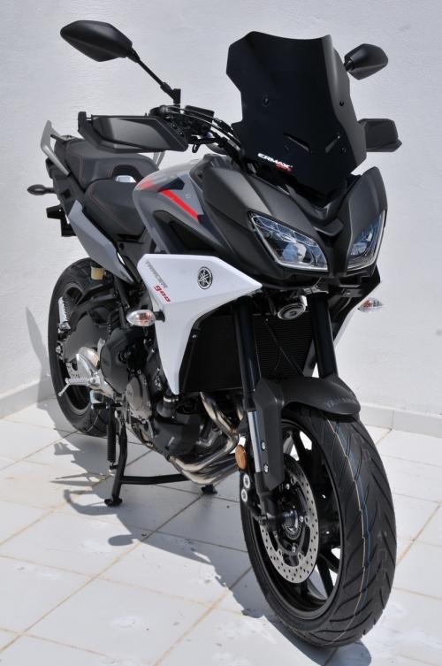 Ζελατίνα MT 09 Tracer Ermax Κοντή 2018-2021 Yamaha Σκούρο Φιμέ 35cm