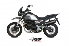 Τελικό Εξάτμισης Mivv Oval Carbon V85 TT 2019-2020