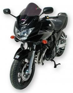 Ζελατίνα GSF 650/1200/1250 Bandit Ermax Κουρμπαριστή 2005-2014 Suzuki Σκούρο Φιμέ 40cm
