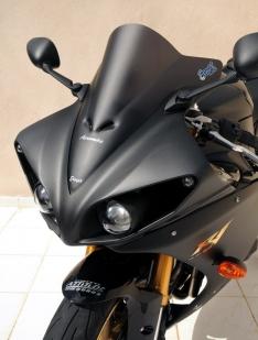 Ζελατίνα YZF R1 Κουρμπαριστή 2009-2014 Yamaha Σκούρο Φιμέ