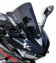 Ζελατίνα YZF R3 Κουρμπαριστή 2015-2018 Yamaha Σκούρο Φιμέ 34cm