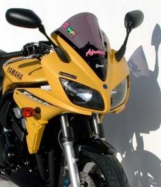 Ζελατίνα Fazer 600 FZ6 Κουρμπαριστή 2002-2003 Yamaha Σκούρο Φιμέ
