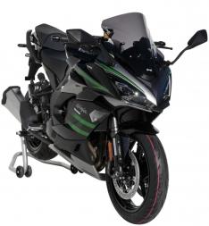 Ζελατίνα Z 1000 SX Κουρμπαριστή Ermax 2020-2021 Kawasaki Σκούρο Φιμέ 40cm
