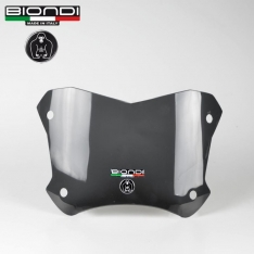 Ζελατίνα SH 300 2015-2019 Honda Biondi Κοντή Σκούρο Φιμέ 27x39cm