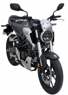 Ζελατίνα CB 300R Ermax Κοντή 2019-2021 Honda 19cm