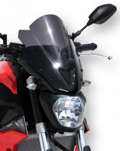 Ζελατίνα MT 07 Ermax Κοντή 2014-2017 Yamaha Σκούρο Φιμέ 39cm
