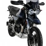 Ζελατίνα V85TT  Ermax Ψηλή 2019-2020 Moto Guzzi Ελαφρώς Φιμέ 48cm