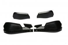 Barkbusters Χούφτες Τιμονιού VPS Universal χωρίς κιτ τοποθέτησης Μαύρες με Μαύρα Γράμματα