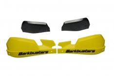 Barkbusters Χούφτες Τιμονιού VPS Universal χωρίς κιτ τοποθέτησης Κίτρινες