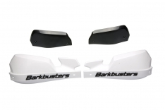 Barkbusters Χούφτες Τιμονιού VPS Universal χωρίς κιτ τοποθέτησης Άσπρες